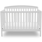 Brayden 4-in-1 Crib (Bianca)