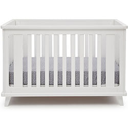 Ava 3-in-1 Crib (White)