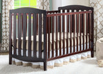 Capri 3-in-1-Crib (Dark Chocolate)
