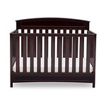 Sutton 4-in-1 Crib (Espresso Java)