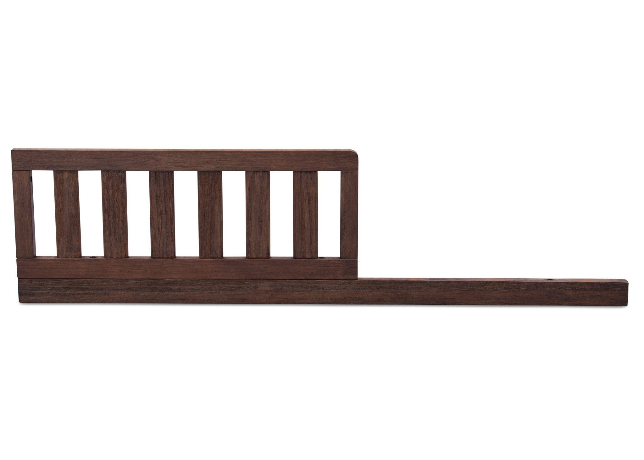 Serta Rustic Oak (229) Toddler Guardrail/Daybed Rail Kit, Front View b2b