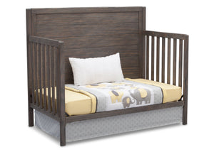 Serta Rustic Grey (084) Cambridge 4-in-1 Convertibel Crib, Daybed View a5a