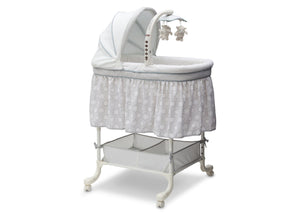 Simmons Kids Seaside (927) Deluxe Gliding Bassinet Right View f1f