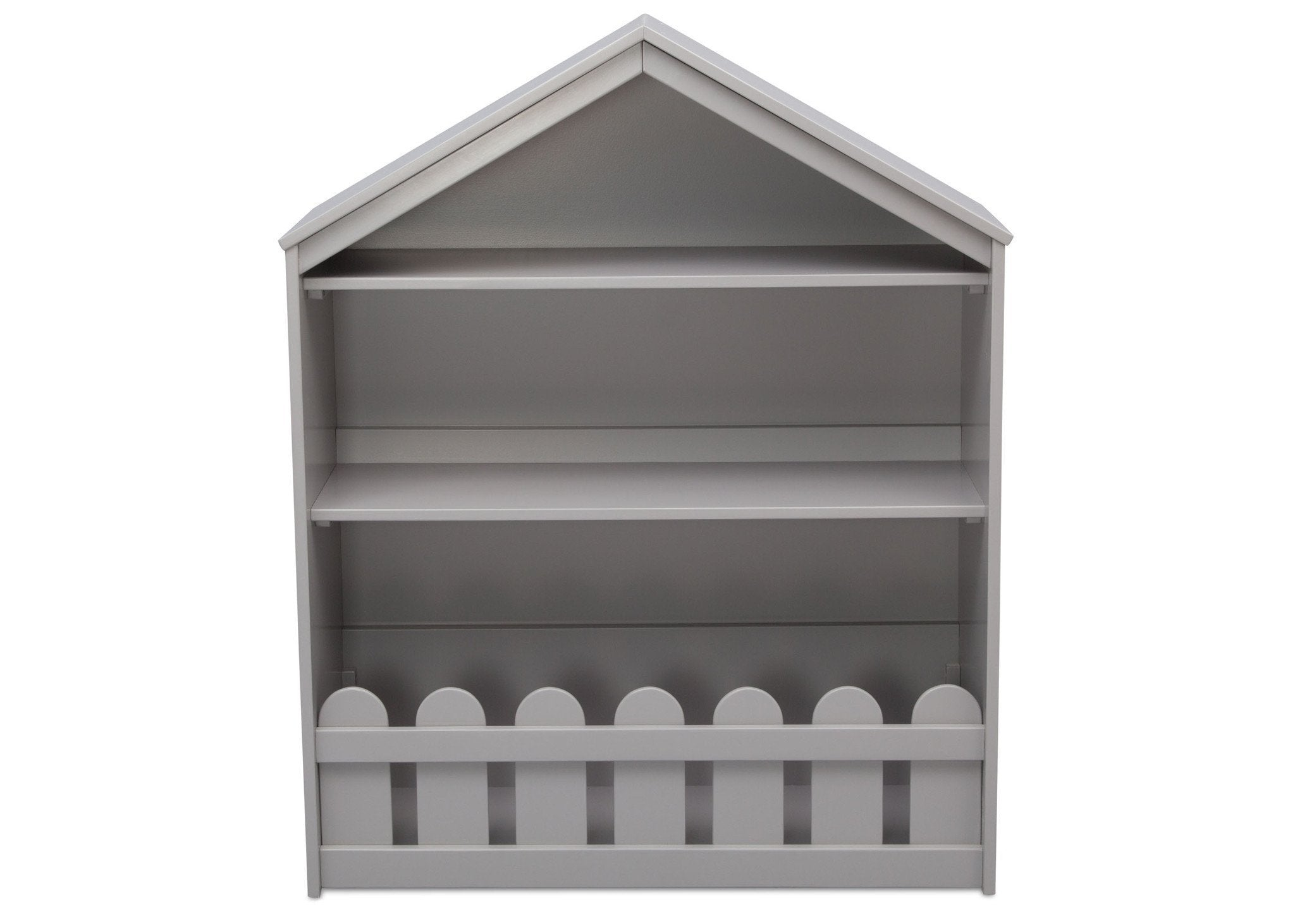 Serta White Grey (026) Happy Home Storage Bookcase a1a