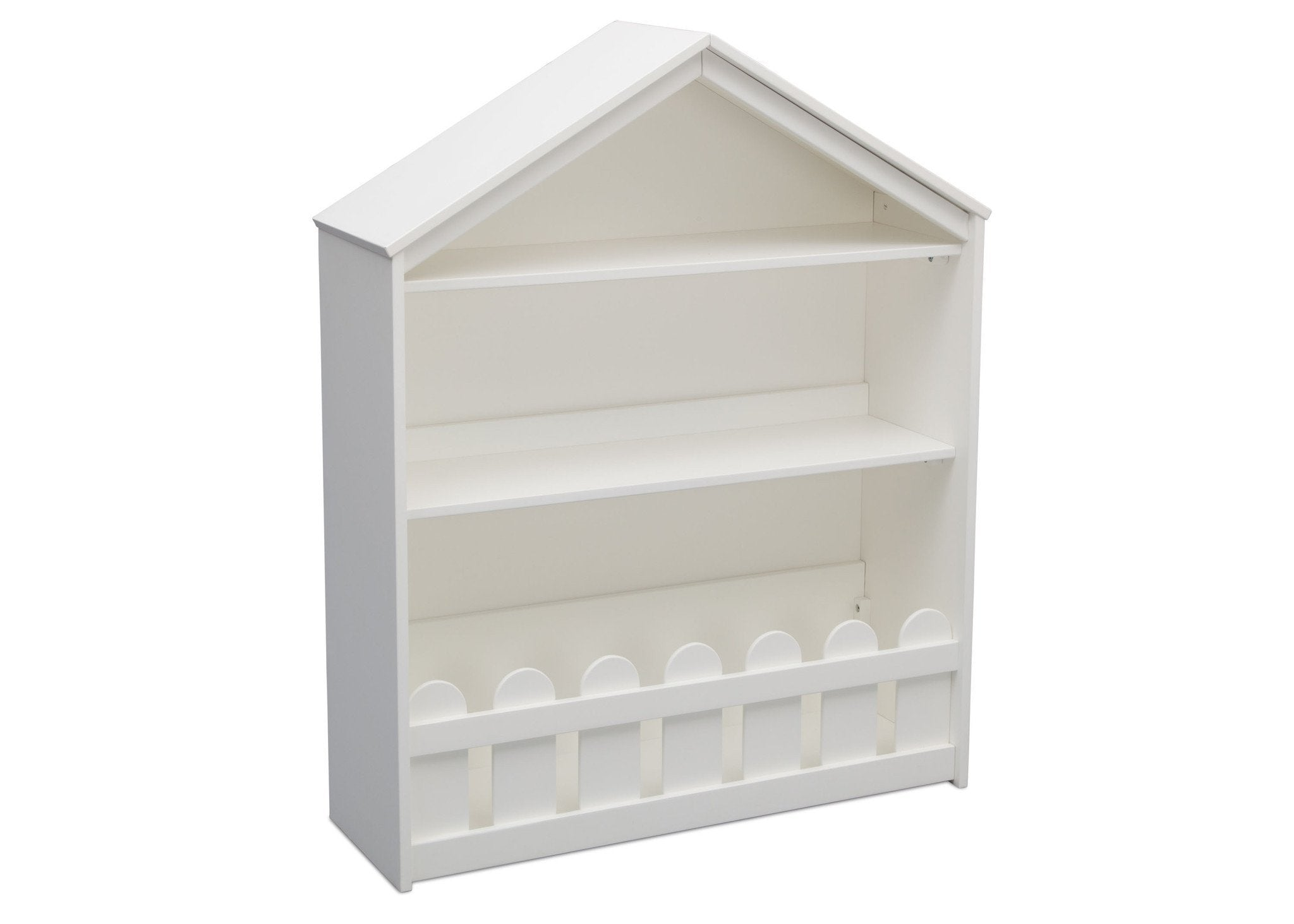 Serta Bianca (130) Happy Home Storage Bookcase b2b