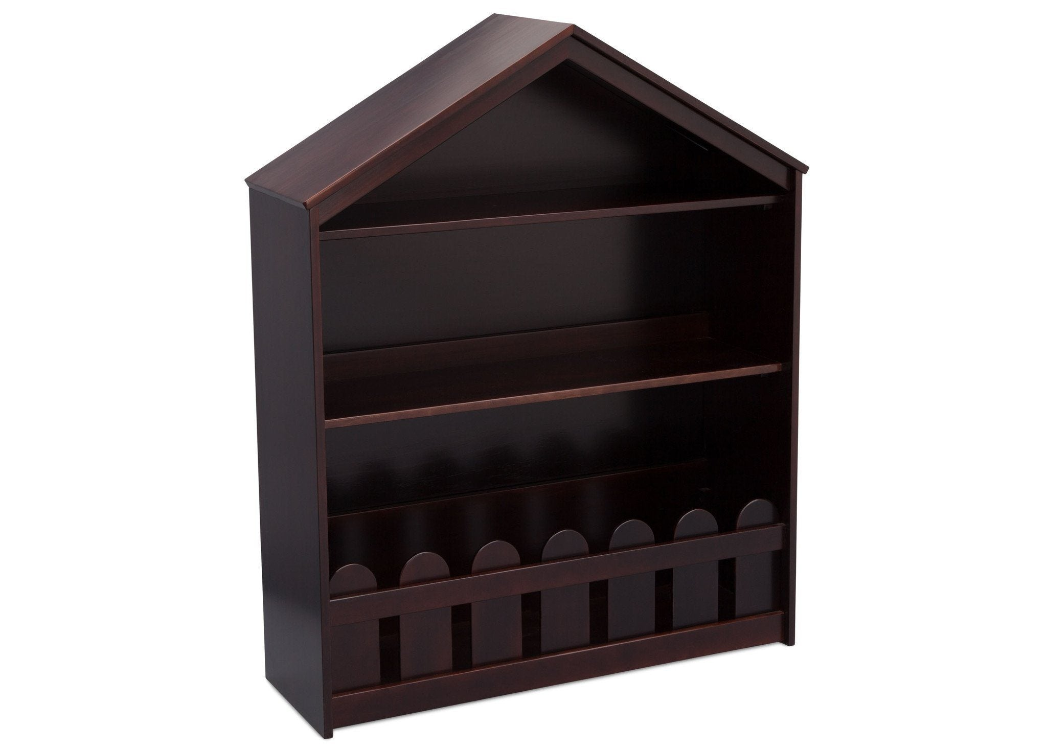 Serta Dark Chocolate (207) Happy Home Storage Bookcase c1c