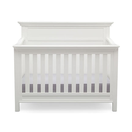 Lawson Collection In Bianca White Nursery Furniture Set