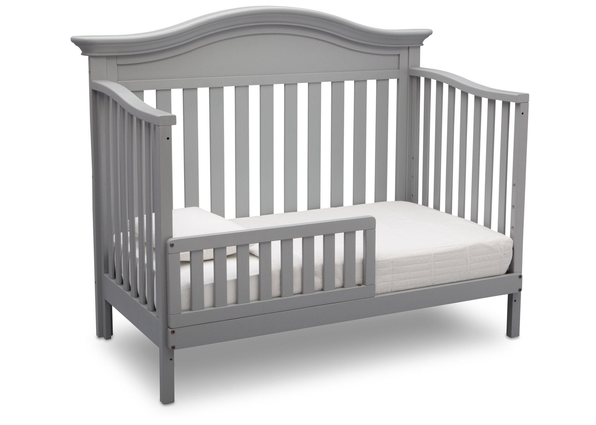 Serta Grey (026) Banbury 4-in-1 Convertible Crib, Toddler Bed View a3a