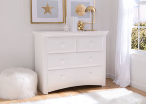 Serta Bianca (130) Park Ridge 4 Drawer Dresser (702640), Room, b1b