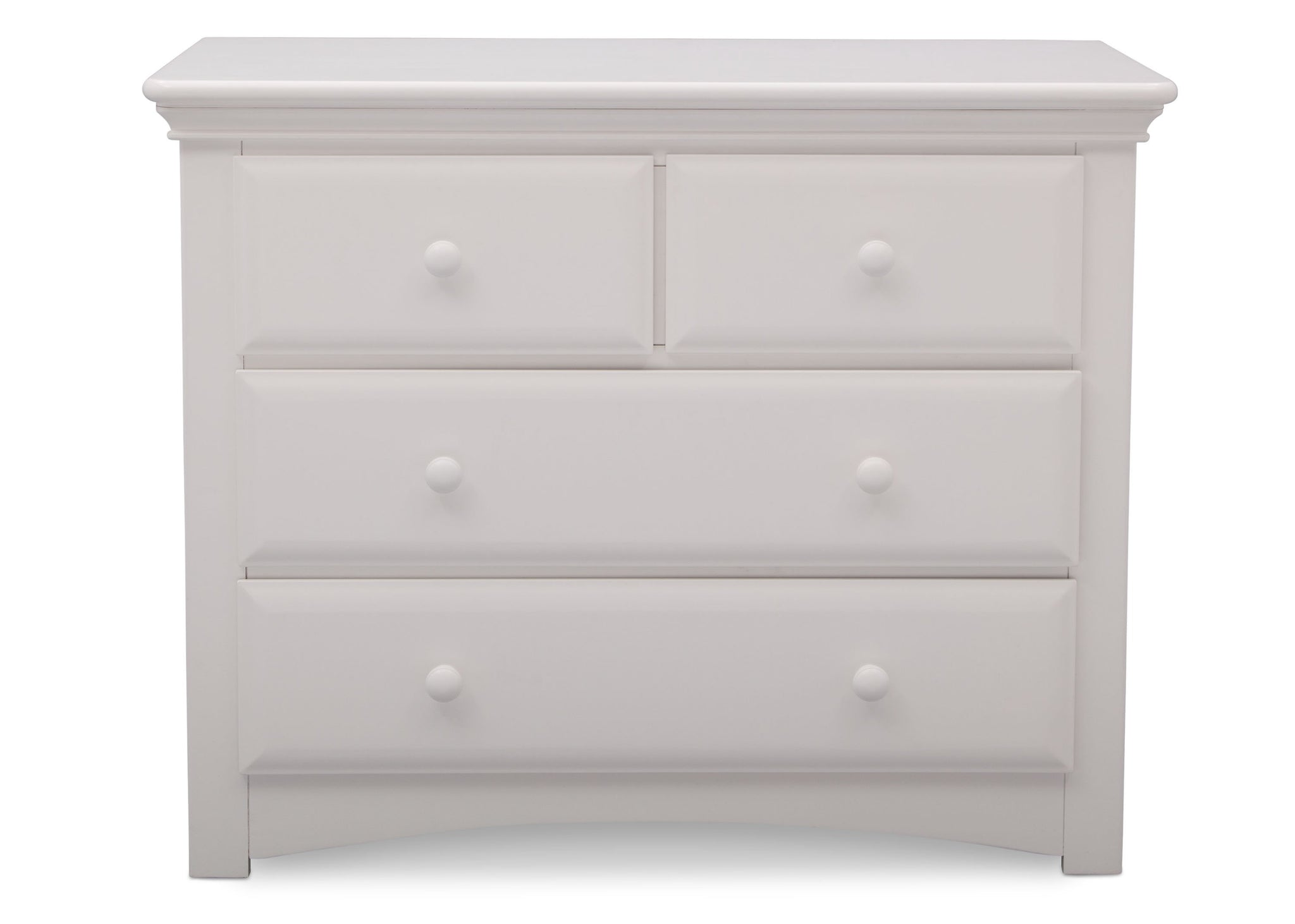 Serta Bianca (130) Park Ridge 4 Drawer Dresser (702640), Straight, b2b
