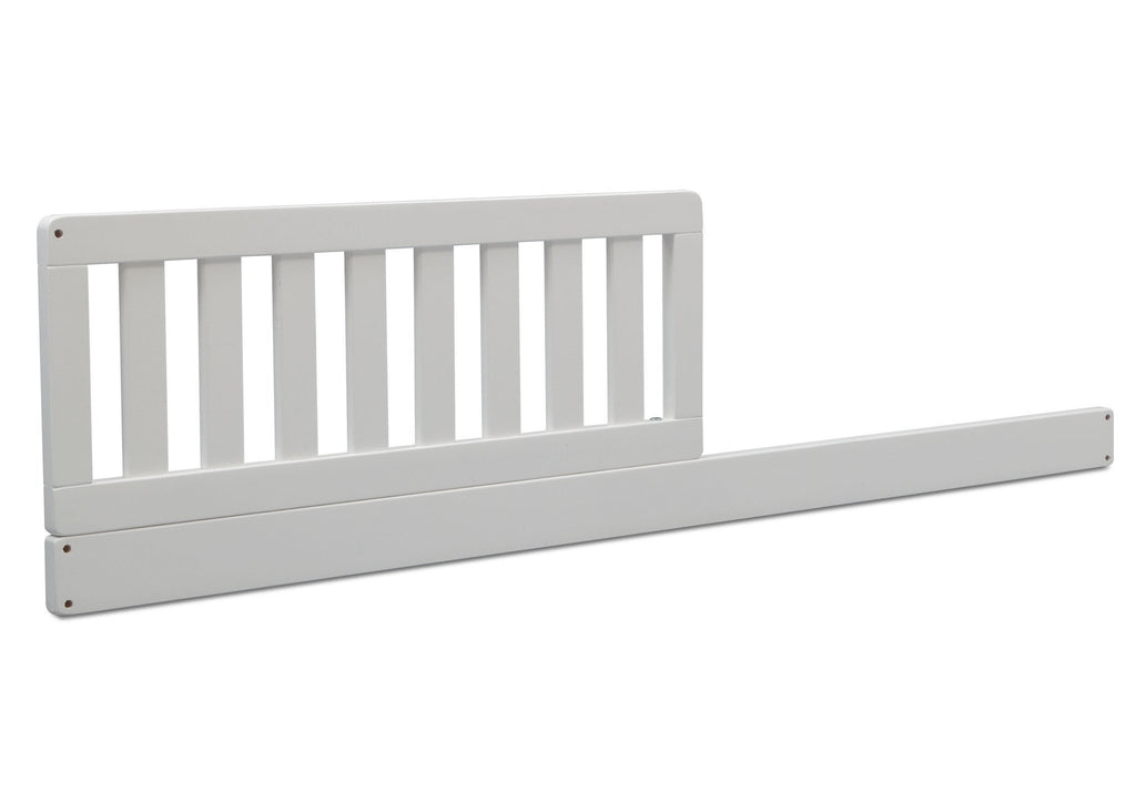 Bianca (130) Toddler Guardrail/Daybed Rail Kit, Side View b1b for Banbury 4-in-1 Convertible Crib