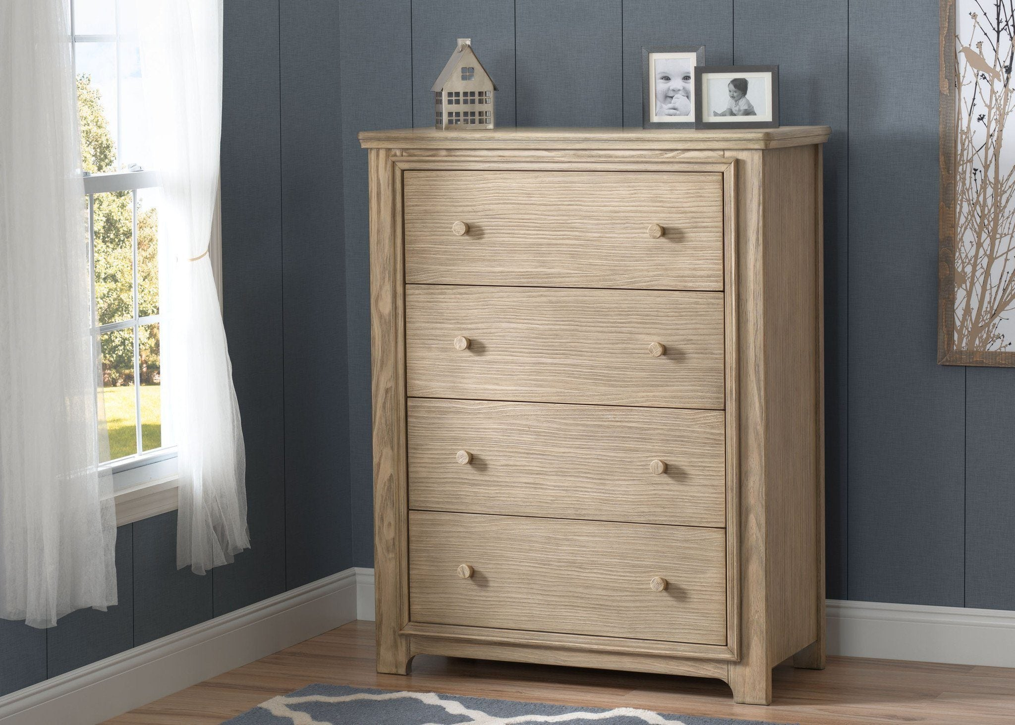 drawer drawers blue chest index legs rustic default industrial of