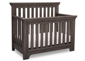 Serta Rustic Grey (084) Langley 4-in-1 Crib Right View a2a