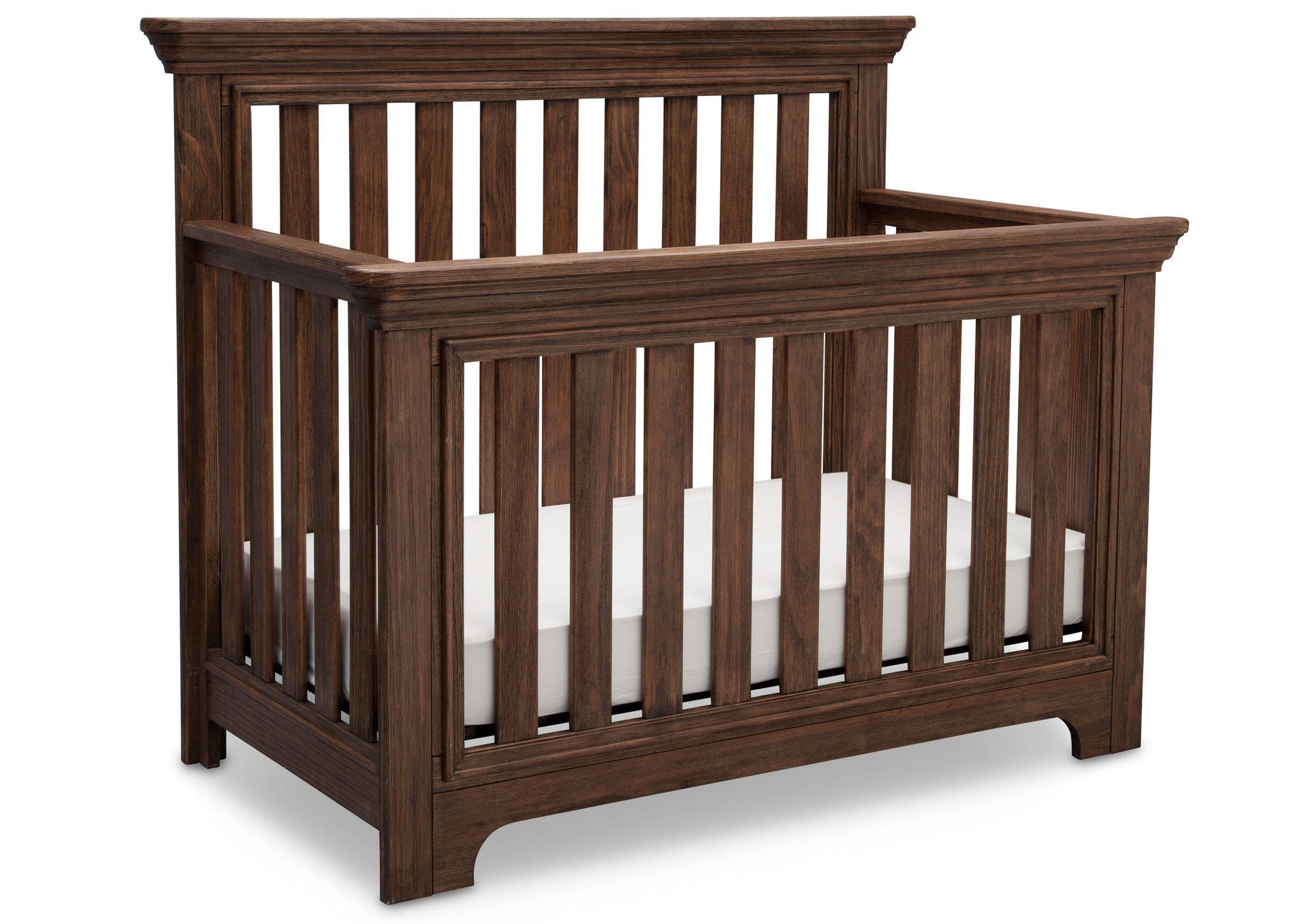 with conjunction furnitures cribs crib convertible table baby oak plus in nursery decors changing