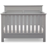 Fall River 4-in-1 Crib (Grey)