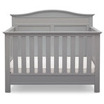 Barrett 4-in-1 Crib (Grey)
