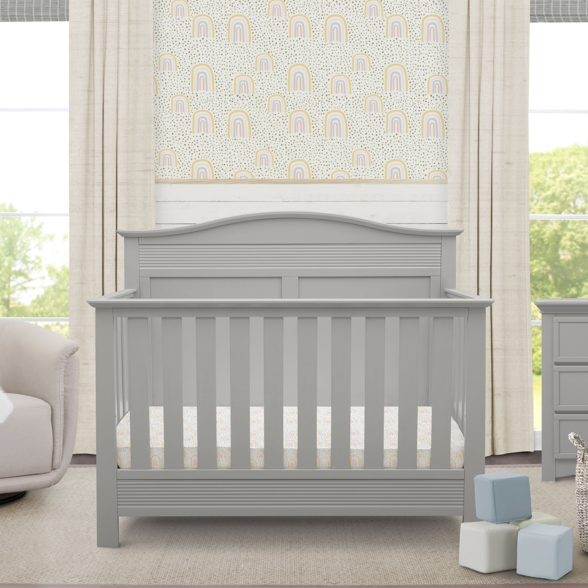 Barrett 4-in-1 Convertible Crib