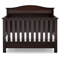 Barrett 4-in-1 Crib (Dark Chocolate)