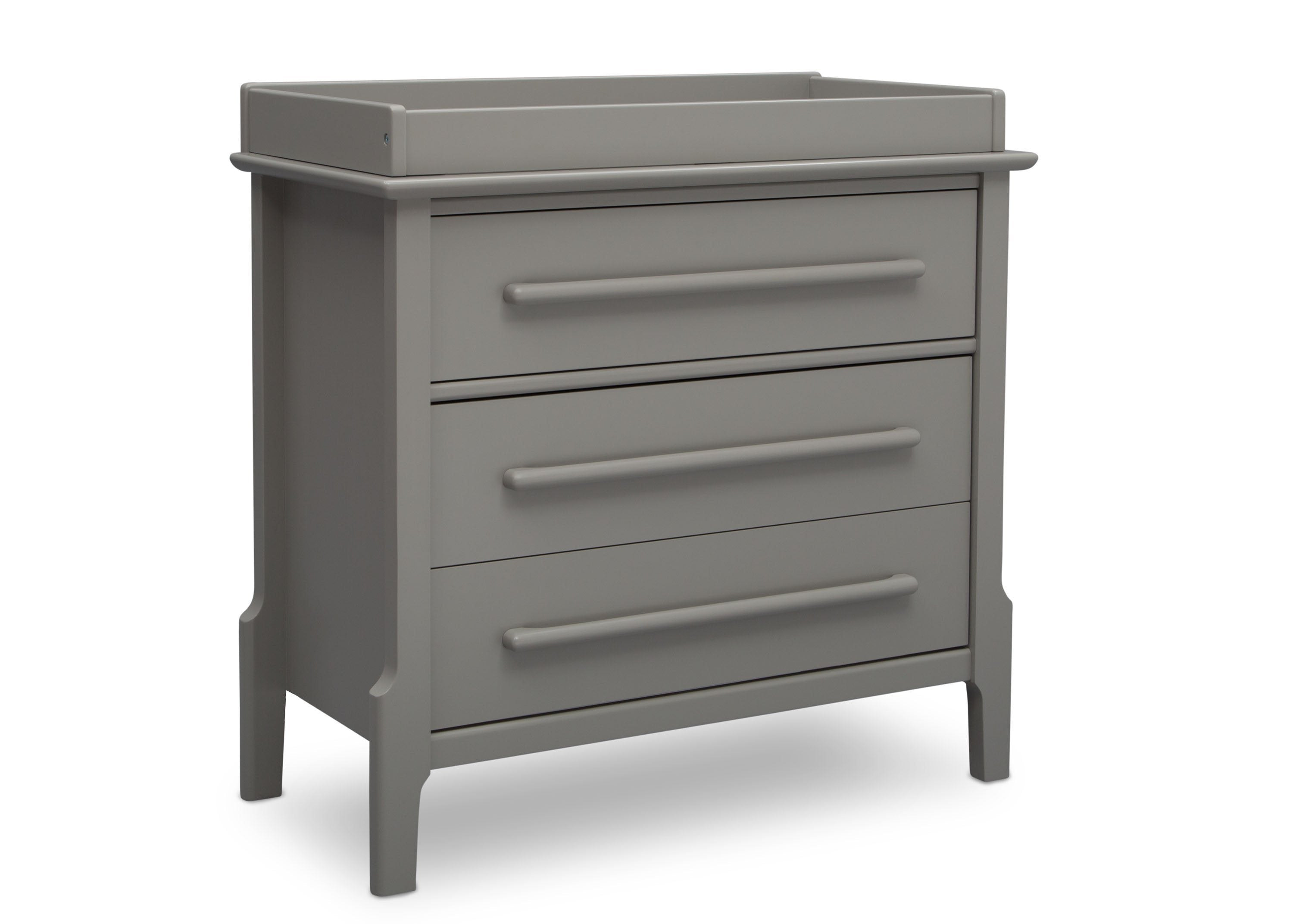 top dresser topper grey angle century modern classic black mid with products drawer serta changing