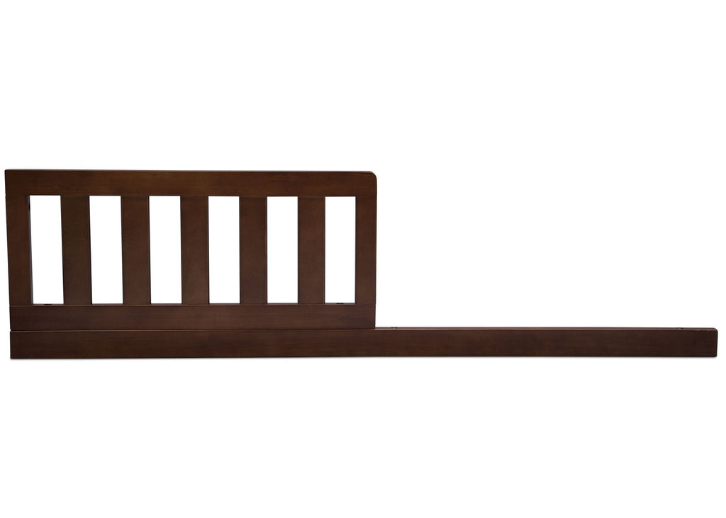 Serta Daybed/Toddler Guardrail Kit (707725) Walnut Espresso (1324) Front c0c