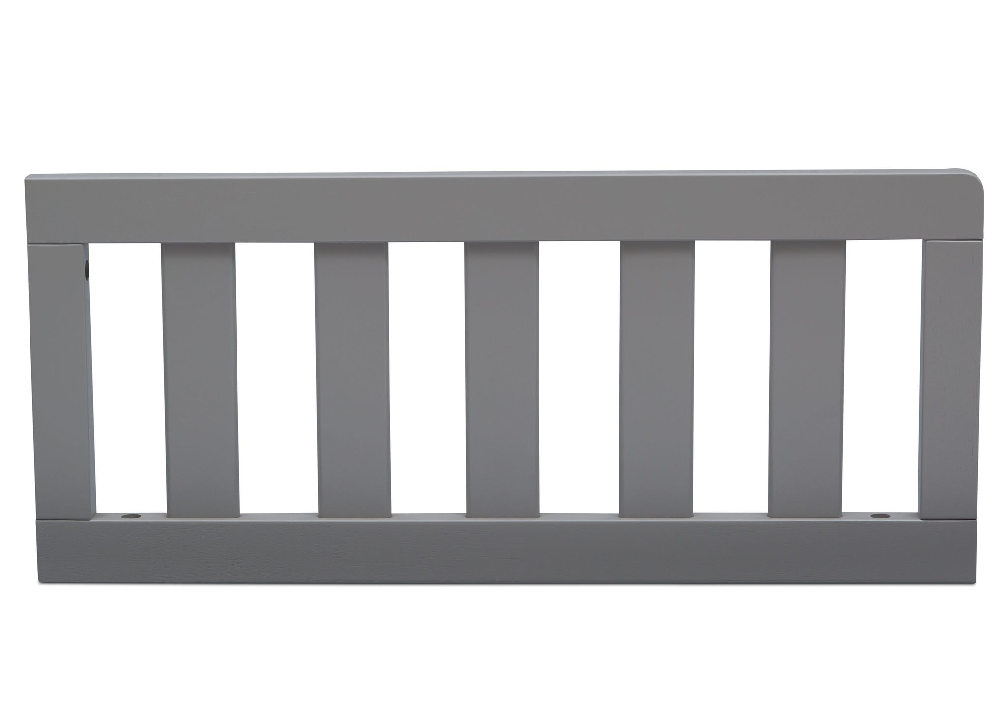 Serta Daybed/Toddler Guardrail Kit (707726) Grey (026) Front a3a