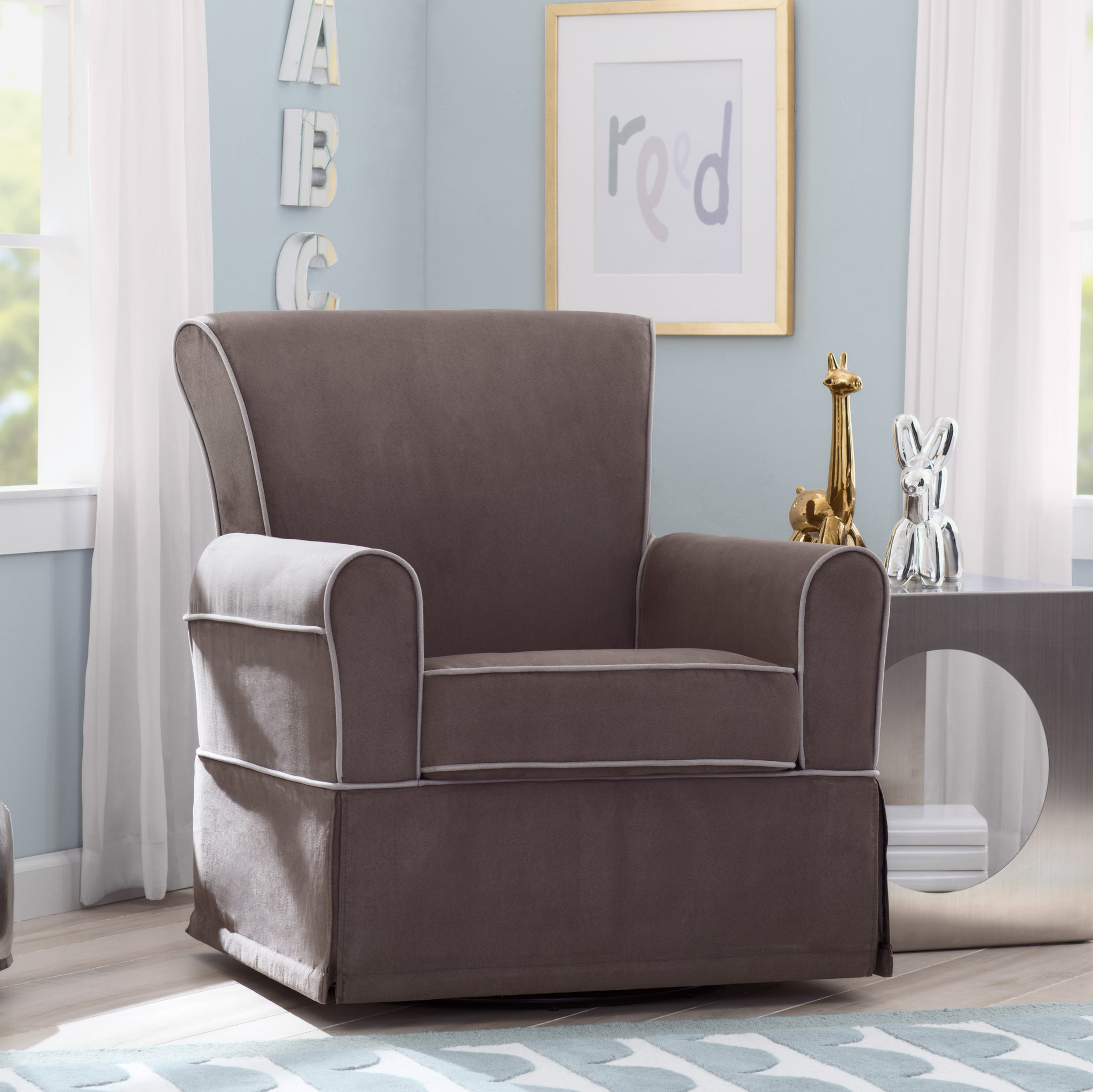 Benbridge Upholstered Glider