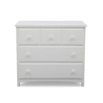3 Drawer Dresser (Bianca)