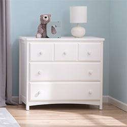3 Drawer Dresser (Bianca) - bundle