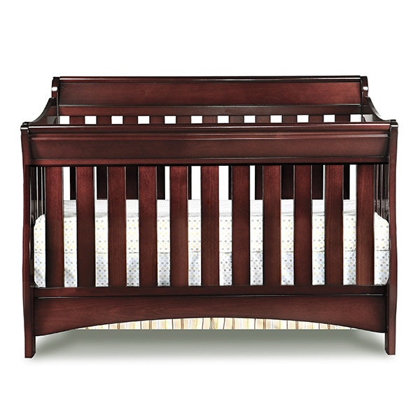 Bentley 'S' Series 4-in-1 Crib (Black Cherry Espresso)