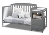 Royal Convertible Crib N Changer
