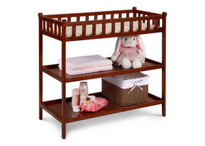 Delta Children Spiced Cinnamon (209) Charleston/Winter Park Changing Table c1c