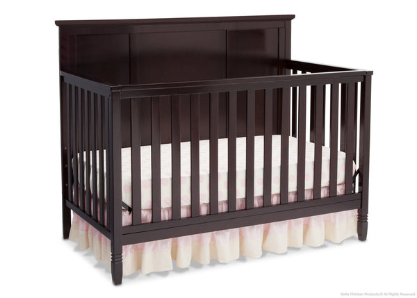 Epic 4-in-1 Crib (Dark Chocolate)