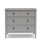 Epic 3 Drawer Dresser (Grey) - bundle