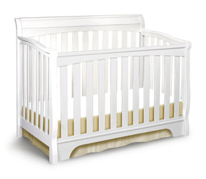 Delta Childrens White (100) Eclipse 4-in-1 Crib Conversion