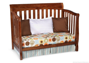 Delta Childrens Spiced Cinnamon (209) Eclipse 4-in-1 Day Bed Conversion b3b