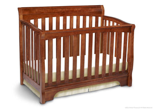 Delta Childrens Spiced Cinnamon (209) Eclipse 4-in-1 Crib b1b