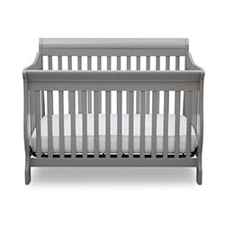 Canton 4-in-1 Crib (Grey)
