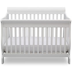 Canton 4-in-1 Crib (Bianca)