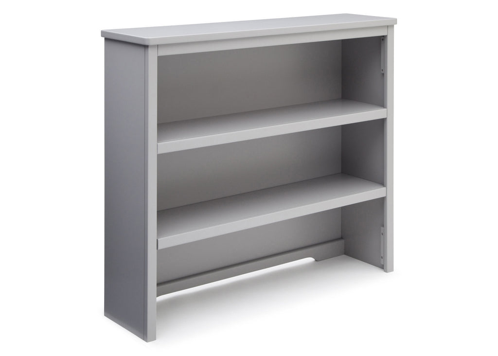 Simmons Kids Grey (026) Rowen Bookcase & Hutch a3a