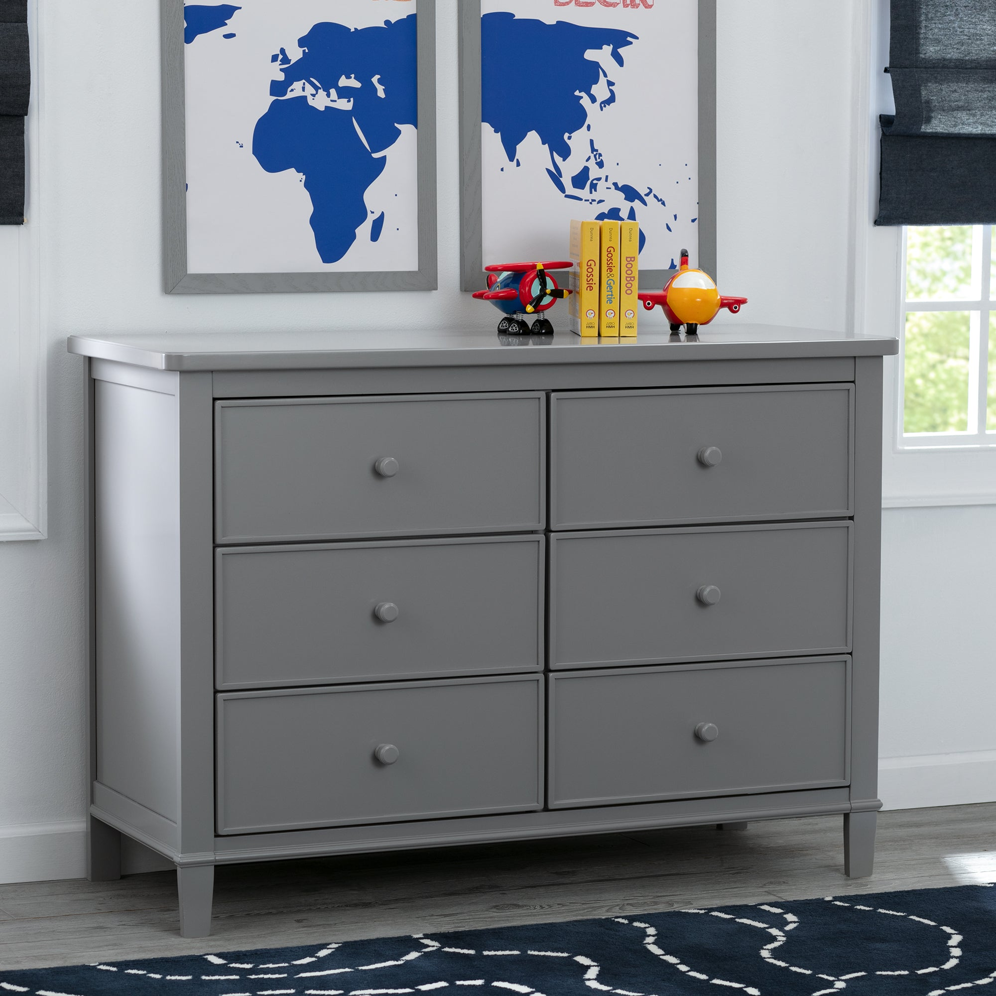 Haven 6 Drawer Dresser