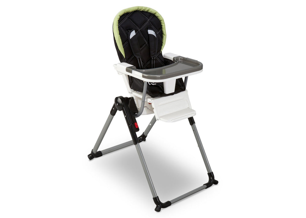 Simmons Kids Black / Lime (013) Comfort Tech Tour High Chair Right Side View a1a