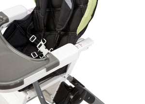 Simmons Kids Black / Lime (013) Comfort Tech Tour High Chair Detail View a3a