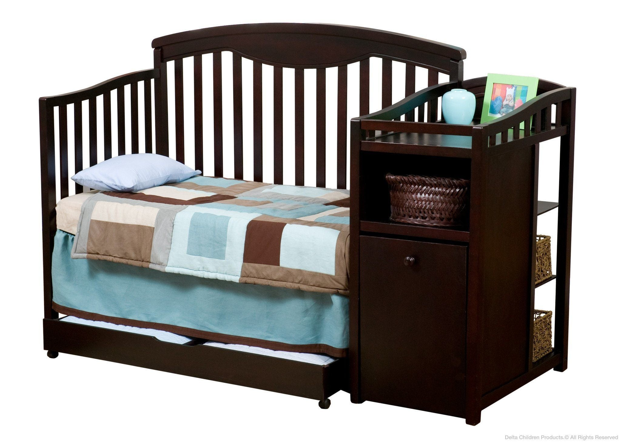on dream kids me niko table crib convertible pdx and combo wayfair baby changer changing in reviews