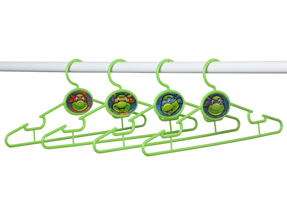 Delta Children Teenage Mutant Ninja Turtles Infant & Toddler Hangers, 30 Pack Bar View a2a