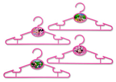 Delta Children Minnie Mouse Infant & Toddler Hangers, 30 Pack Front View a1a