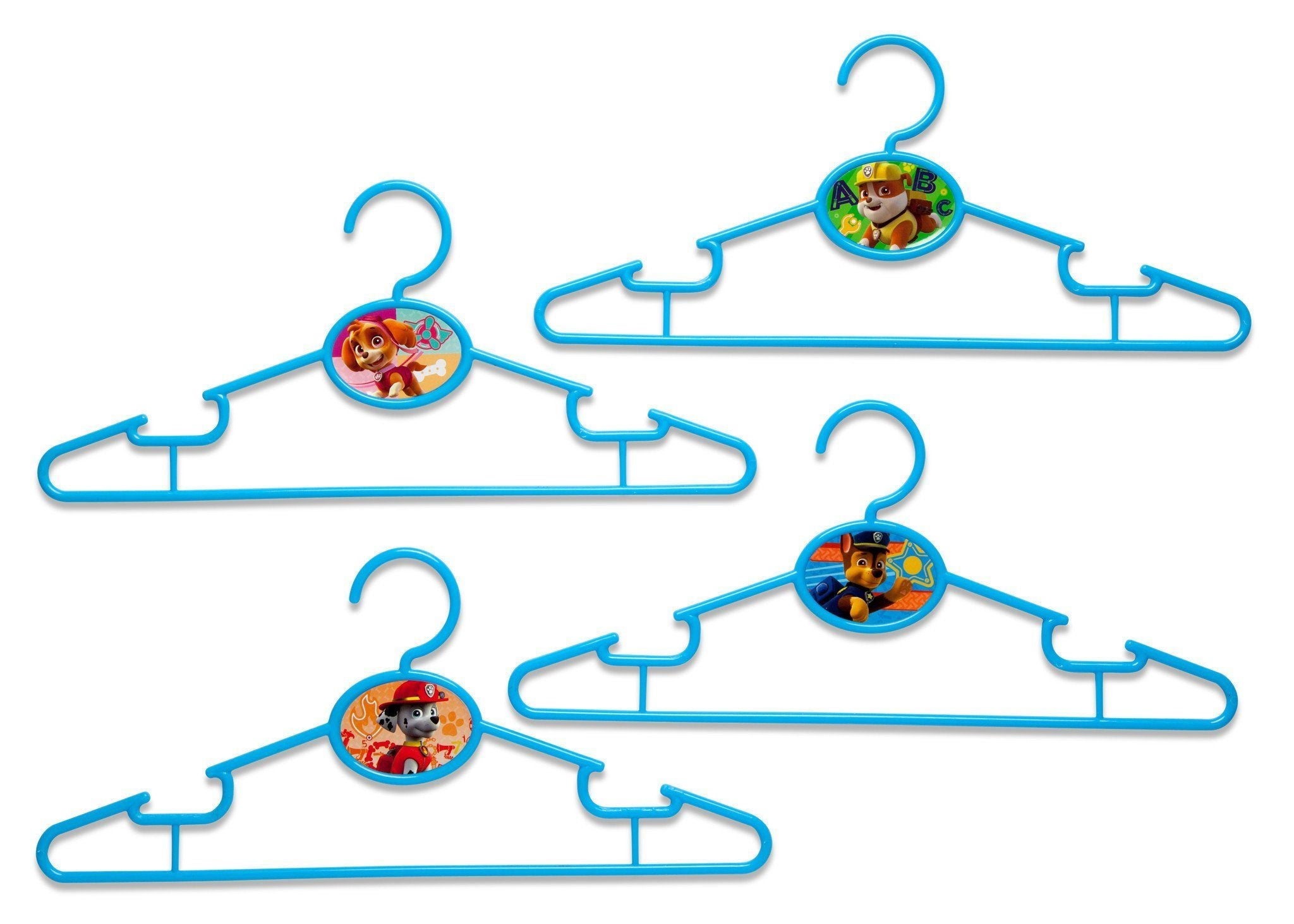 Delta Children PAW Patrol Infant & Toddler Hangers, 30 Pack Front View a1a