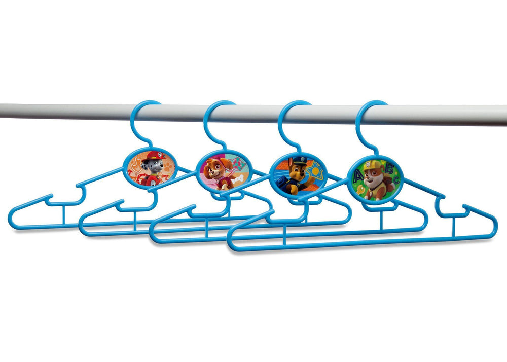 Delta Children PAW Patrol Infant & Toddler Hangers, 30 Pack Bar View a2a