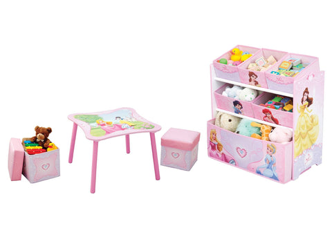 Princess 2-Piece Room Solution