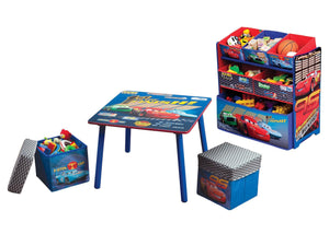 Delta Children Cars 2-Piece Room Solution a1a