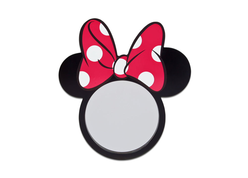 Minnie Mouse Wooden Twin Bedroom Collection (99447MN), Mirror Silo, a6a